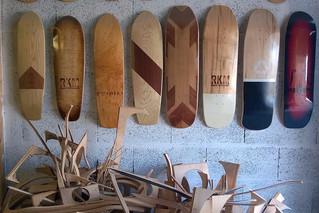 Le Skateboard made in Anglet
