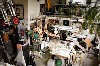 Portes ouvertes - Visites d'ateliers d'art