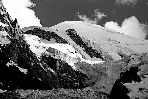 Mont-blanc - Face nord