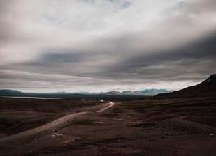 On the Kjölur! F35 Iceland road