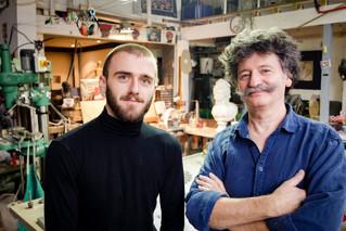 Hervé Obligi, l'Art et la Matière