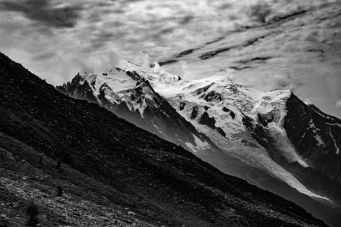 Mont-Blanc / Le Tour