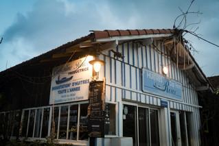Chez les ostréiculteurs du Cap Ferret