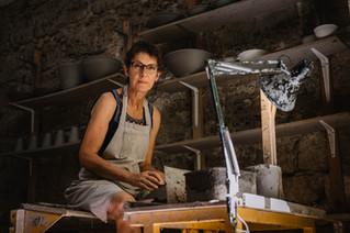 Les artisans de Pézenas, Marie-Jo Lizot
