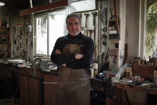Roland Daraspe, l'artisan à l'Etat Pur