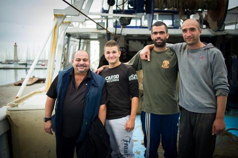 Embarquez avec les pêcheurs de Sète!