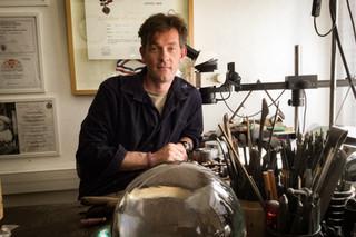 Nicolas Salagnac, artisan médailleur