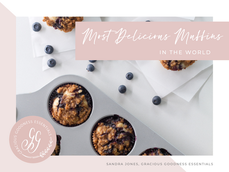 Most Delicious Muffins in the World