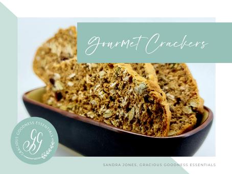 Gourmet Crackers