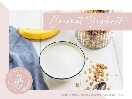 Super Easy Coconut Yoghurt