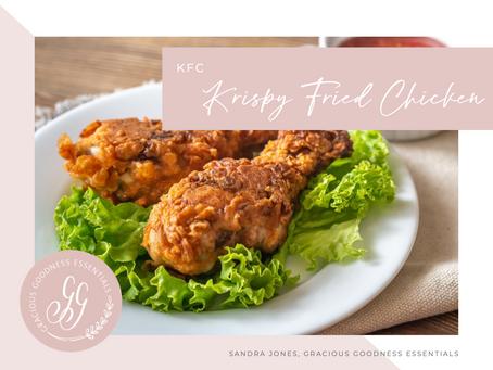 (KFC) Krispy Fried Chicken