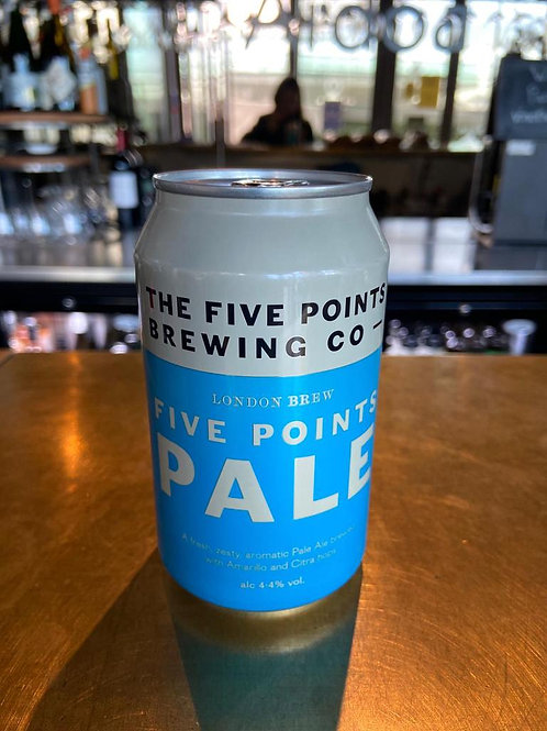The Five Points Brewing Co -Pale Ale