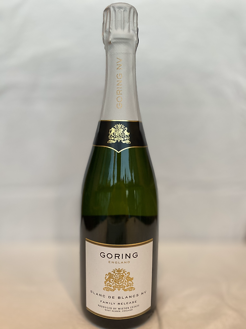 Goring Blanc de Blancs Family Release NV Wiston Estate Sussex