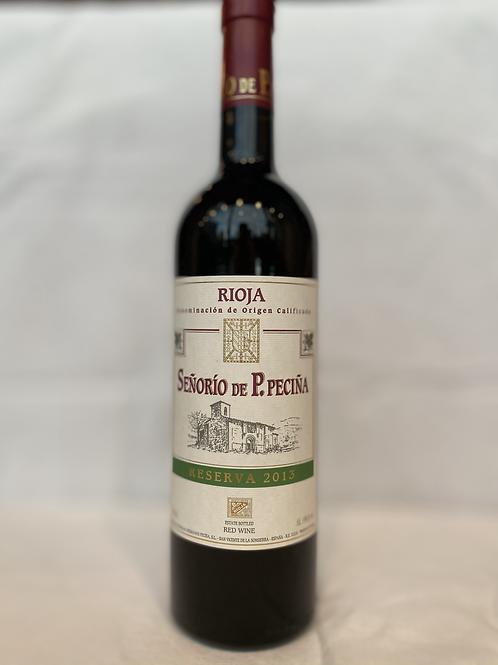 Rioja Reserva Herminos Pecina 2013