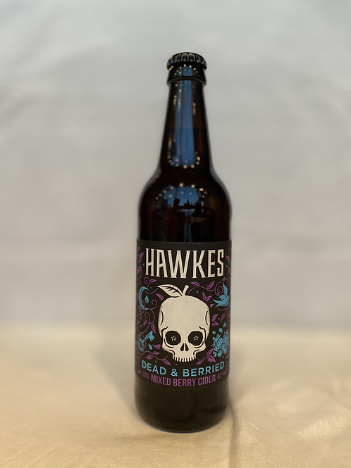 Hawkes Mixed Berry Cider