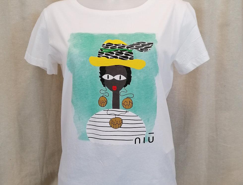 T-shirt CAPPELLO Niu