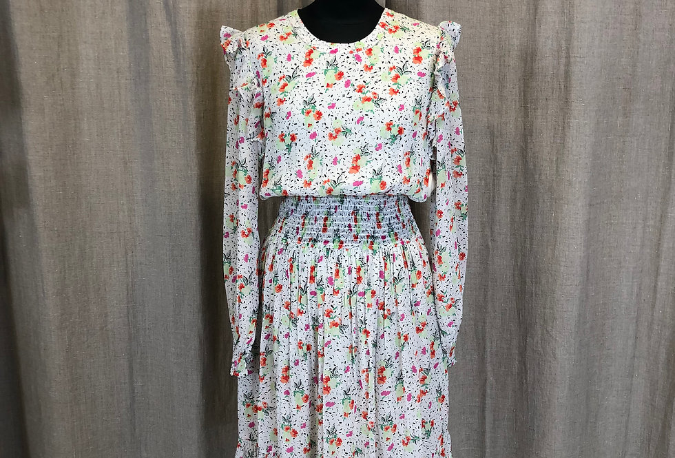 Robe Essentiel Vlannen Loose fit