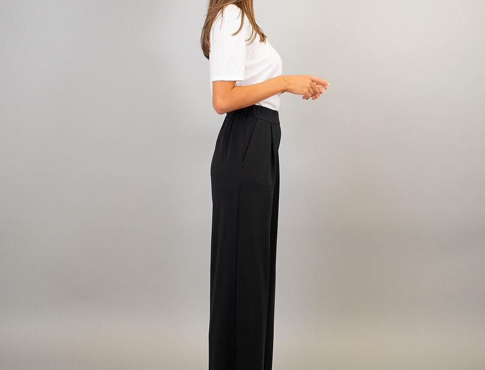 Pantalon Mouna noir La Fée Maraboutée