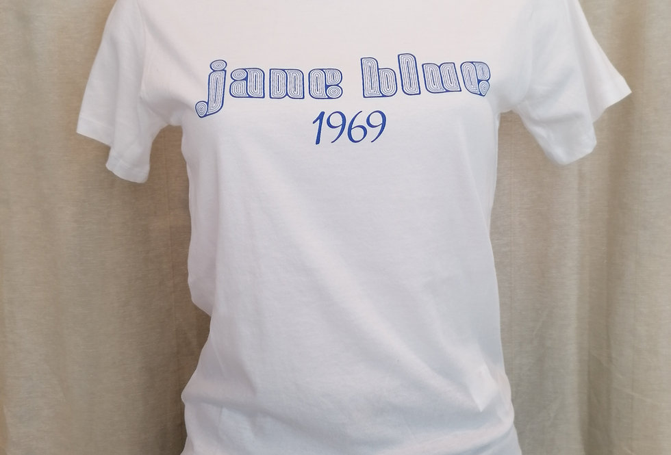 T-shirt TENDO Jane blue