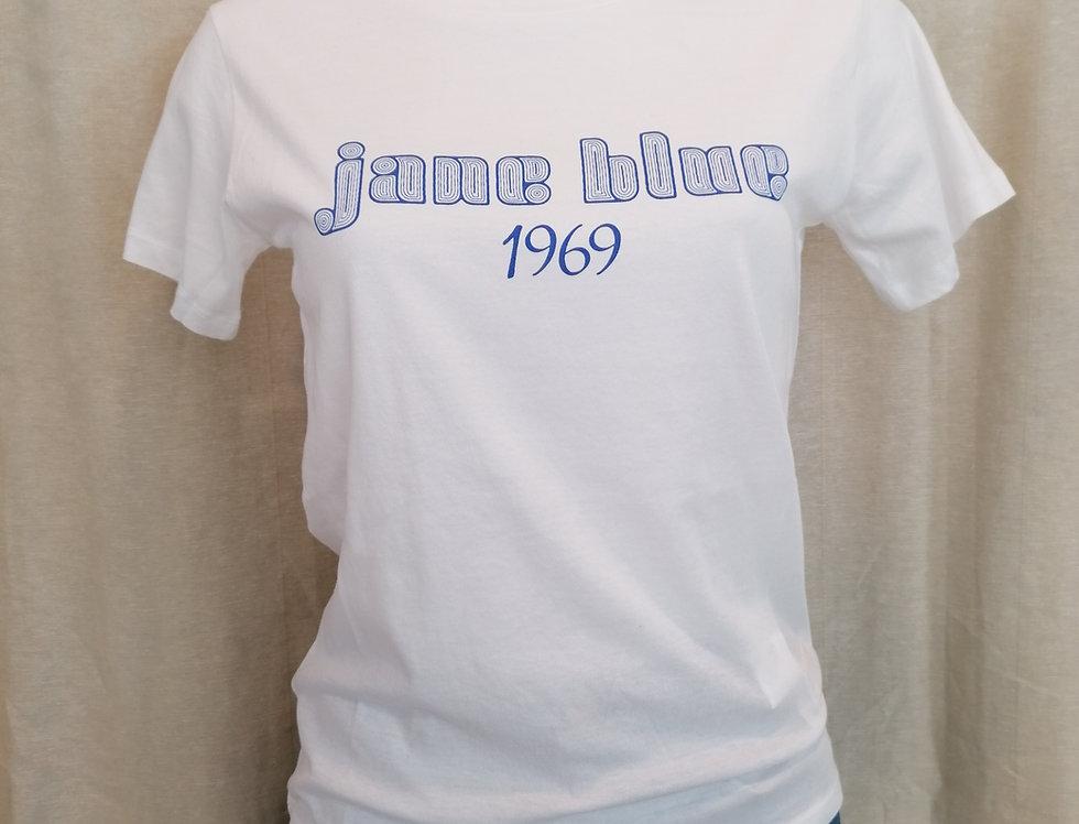 T-shirt TENDO Jane blue