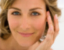 Cosmetic acupuncture or called facial rejuvenation acupuncture