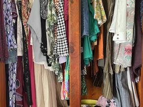 Start Your Own Wardrobe Revolution - Stage 1