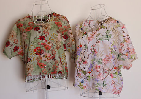 The Blossom Jacket Top