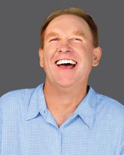 laughing Martin...