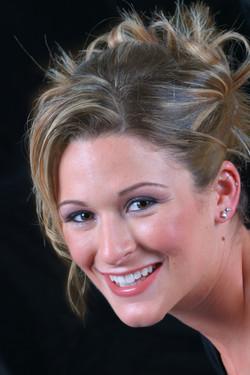 smiling Brooke...