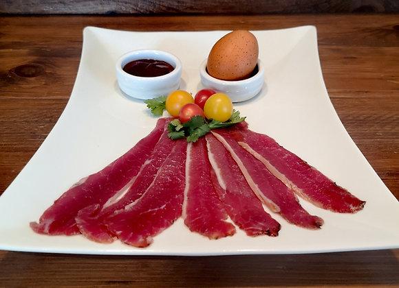 Buffalo Bacon
