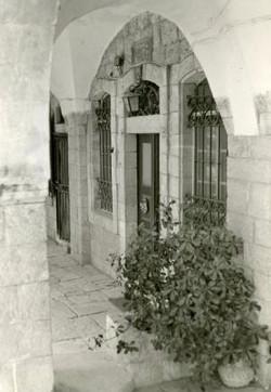 הבית ברחוב בני ברית, ירושלים