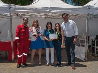 Impulsar acompañó a Shell en su Feria Anual de Proyectos