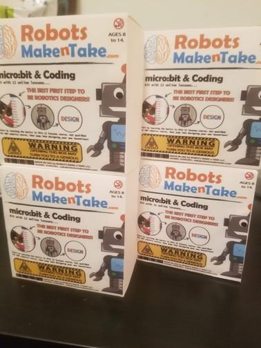 Robots course