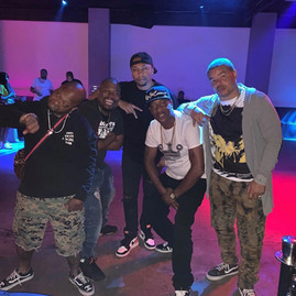 SPANKY HAYES FROM WILDN OUT, LIL G & RED GRANT