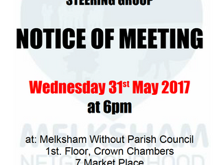 Meeting of the Steering Group - May 2017