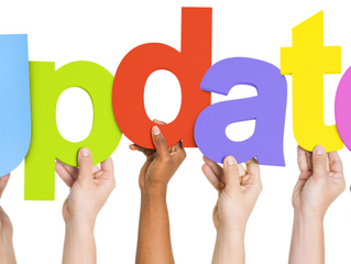 2015 Events update