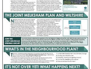 Latest update in Melksham News (10th June issue)