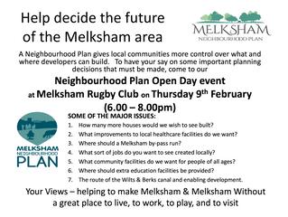 Public Meeting - East of Melksham