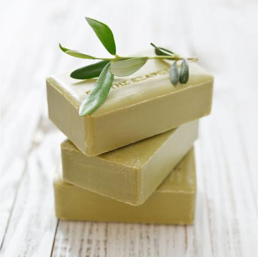 Oliwa z oliwek Mydło