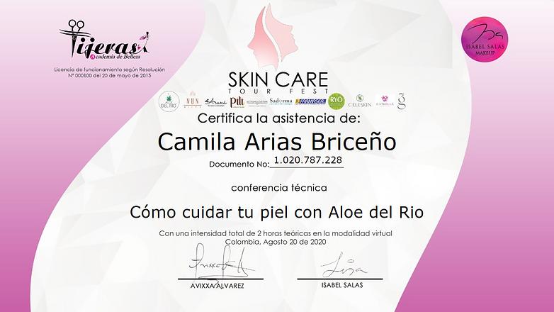 Cómo cuidar tu piel con Aloe del Río