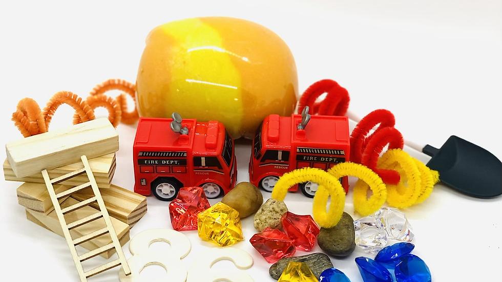 Fire Truck Mini Kit