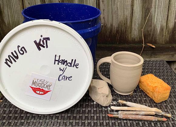DIY Ugly Mug Kit (rental)