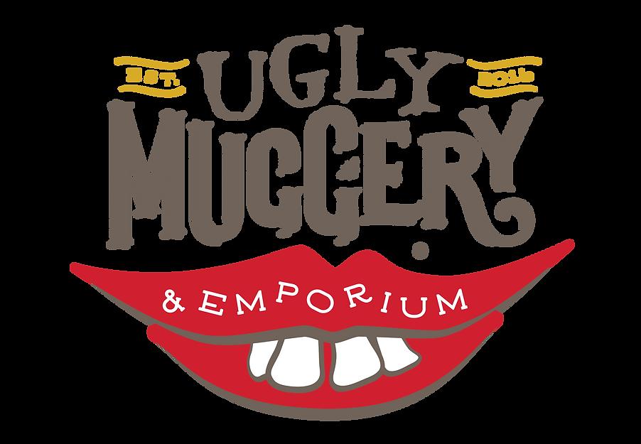 Ugly Muggery Logo - Mustard.png