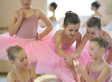 Choosing a dance class - get it right from the beginning!