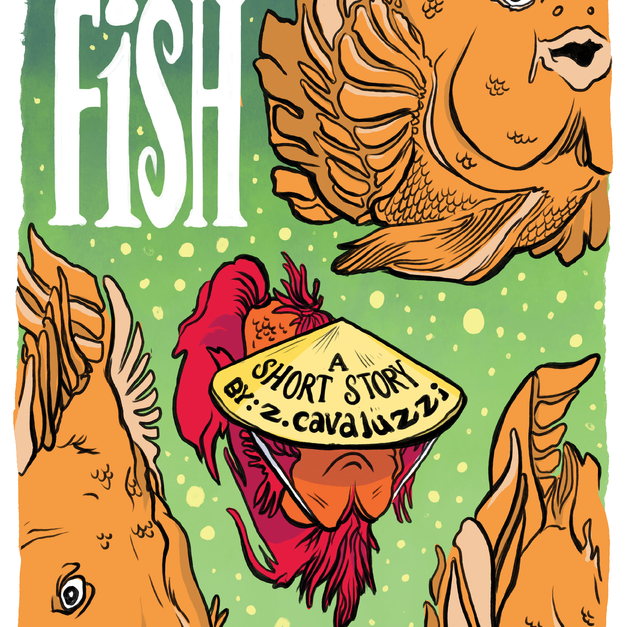 AFTERLIFE OF FISH