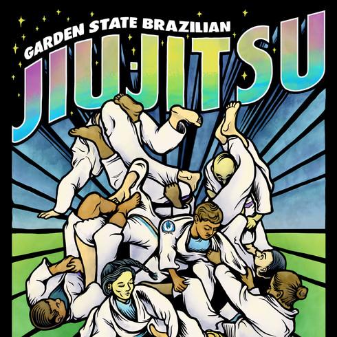 GARDEN STATE BRAZILIAN JIU-JIT SU