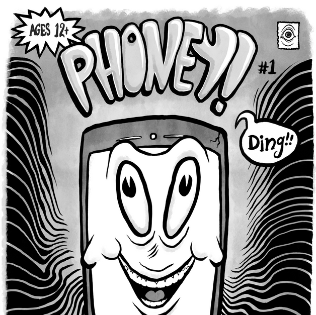 PHONEY! AGES 12+