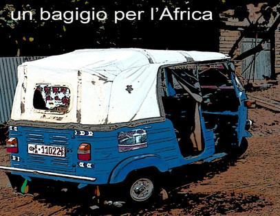 Un Bagigio per l'Africa
