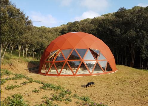 cupola geodetica