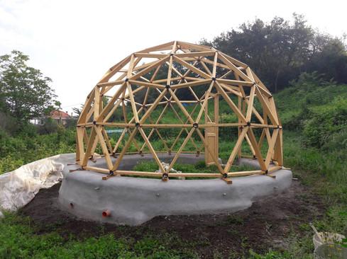 Cupola Geodetica Jordi